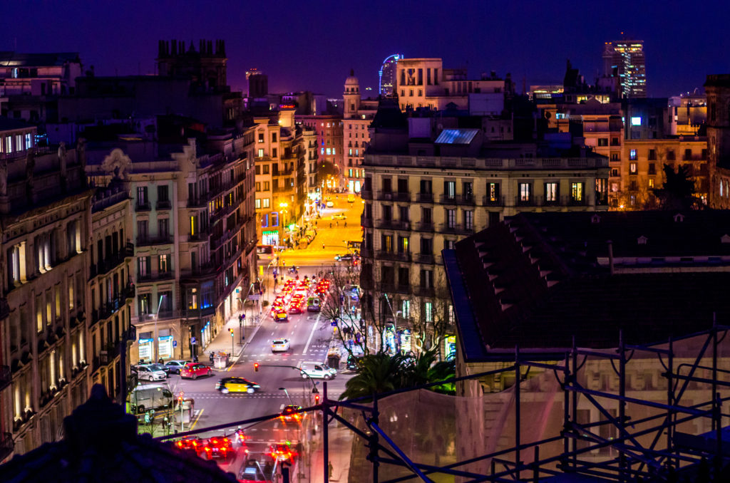BarcelonaSpain second
