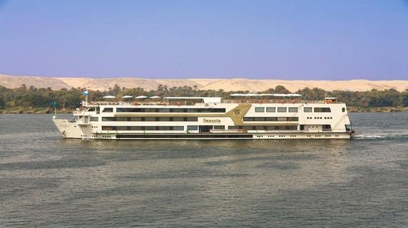 nile cruise ship